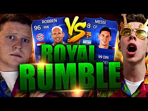 Royal Rumble Toty Edition | Behzinga Vs Calfreezy video