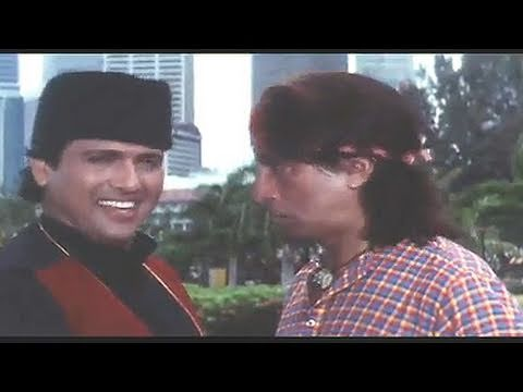 Arey Mano Meri Baat - Govinda, Vinod Rathod, Banarasi Babu Song video