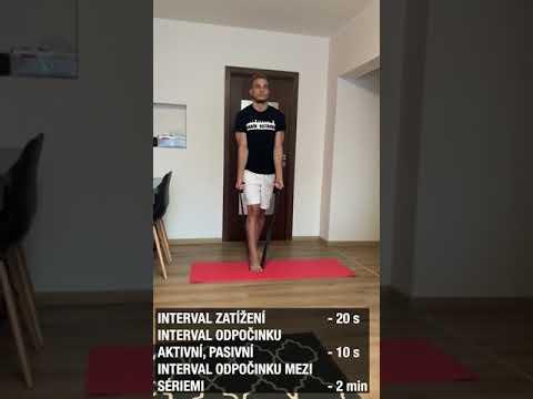 CVIČÍME S BANÍKEM / 6. díl