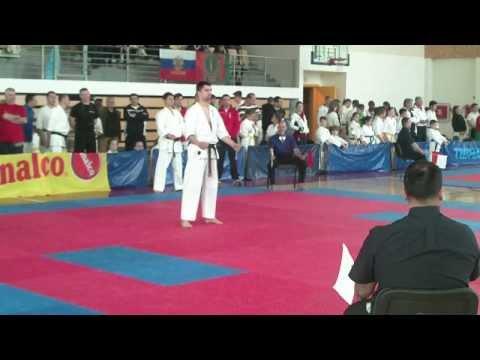 Kyokushinkai Karate Kata Saifa Image 1