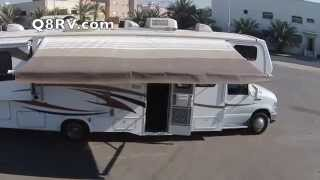 2011 Forest River - Sunseeker 31 ft كرفان امريكي فورد