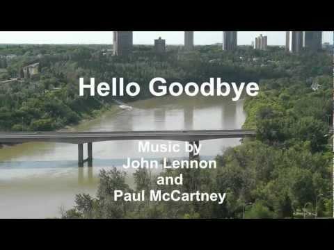 60 Seconds Hello (Beirut) Goodbye (Drumheller)