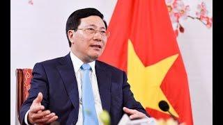 Người được TBT Nguyễn Phú Trọng chọn kế vị chức Chủ tịch nước có phải là Phạm Bình Minh ?