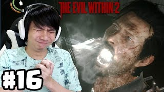 Sebastian Mati ? - The Evil Within 2 - Indonesia Part 16