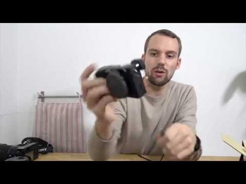 Sony Alpha a6300 / α6300 - Unboxing und Ersteindruck + Vergleich a6000 vs. a6300