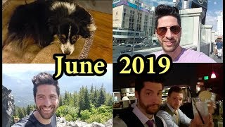 June 2019 - Journal/Vlog