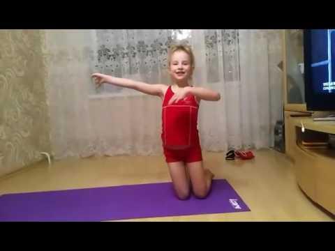 Как сделать бочонок в художественной гимнастике