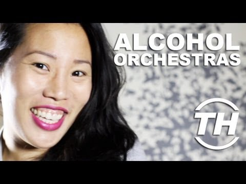 Alcohol Orchestras - Marissa Liu Uncovers a Viral Music Video Made with Wine