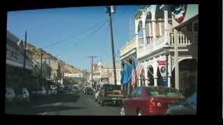 Virginia City Nevada Drive Through Tour !!!