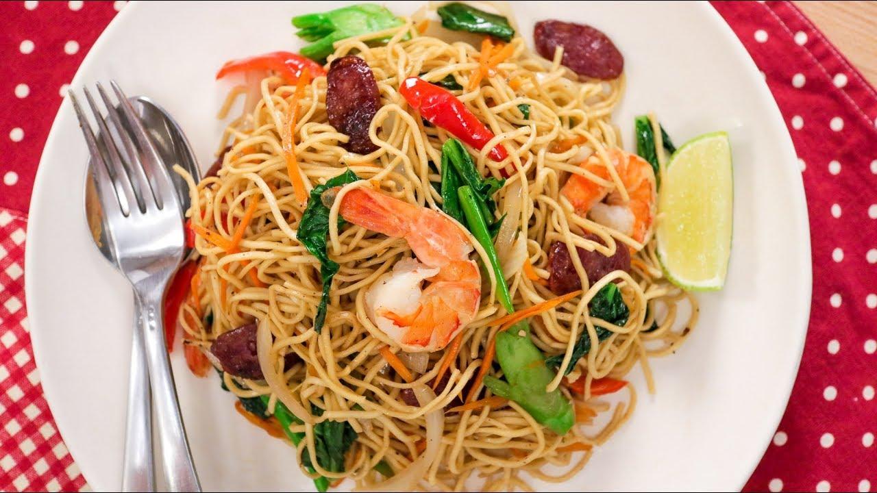 pics Prawn Noodle Stir-Fry Recipe