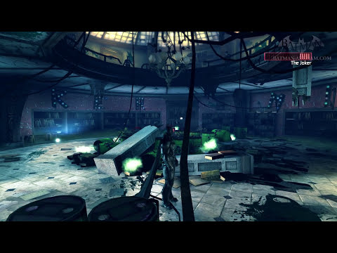Batman: Arkham Origins Blackgate Walkthrough - Part 6 - Joker Boss Fight [Deluxe Edition]