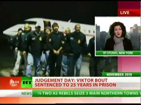 Viktor Bout sentenced to 25 years