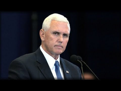 JUST IN MIKE PENCE SUDDENLY HIRES LAWYER