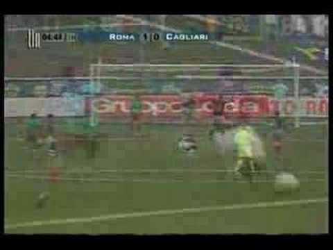 Taddei 1-0 Cagliari