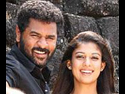 No objection if Nayantara acts: Prabhudeva