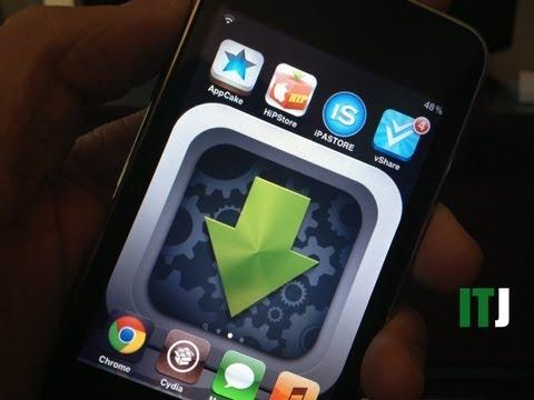 IPASTORE | Instalar Aplicaciones Y Juegos Gratis IOS 6.1 IPod Touch
