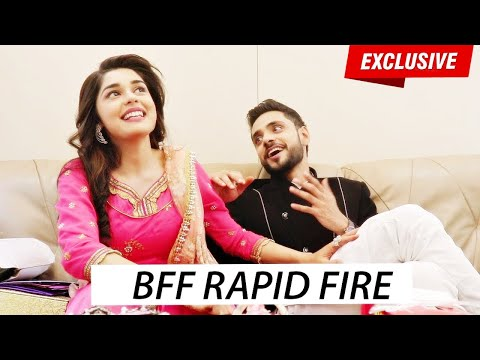 Download Eisha Singh & Adnan Khan's ULTIMATE Rapid-Fire | Ishq SubhanAllah Mp4 baru