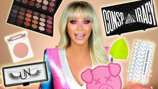 GRWM USING YOUTUBERS MAKEUP | Gigi