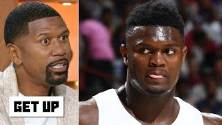 NBA rookies think Zion overshadowed Cam Reddish's skills at Duke - Jalen Rose | Get Up