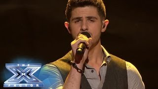 """Restless Road Tries to """"Fix You"""" - THE X FACTOR USA 2013"""