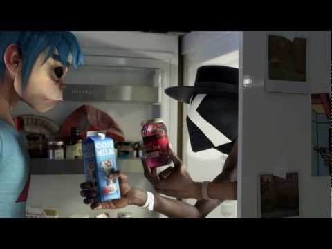 Gorillaz - DoYaThing Video feat. Andre 3000&James Murphy