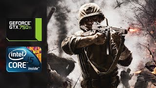 Call of Duty: World at War Gameplay (GTX 750 TI   i5-2400   8GB RAM)