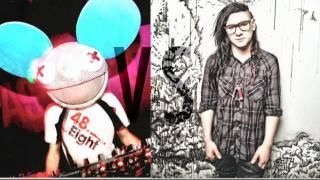 Skrillex Video - Skrillex VS Deadmau5  MIX