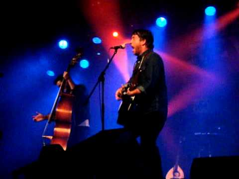 The Revival Tour (Chuck Ragan w/ Joe Ginsberg + Jon Gaunt) - LET IT RAIN/ CUT EM DOWN - 2011