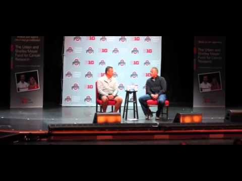 Cruise for Cancer Urban Meyer Interview #1