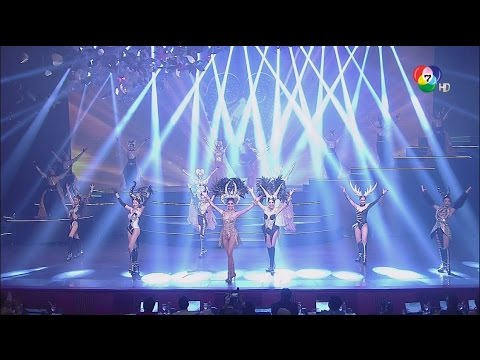 Miss Tiffany's Universe 2015 - Show - One Man Woman+First Be A Woman