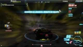 Need For Speed World Tank Mode