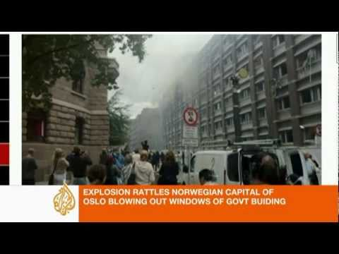 Breaking News: Bomb blast in Oslo