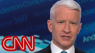 Anderson Cooper: This is a tale of two White Houses