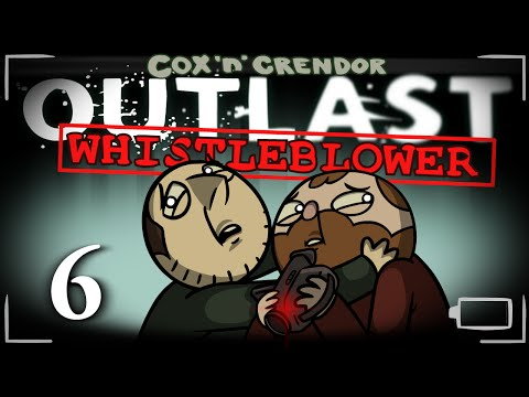 Outlast: Whistleblower [The End] - An Amicable Separation