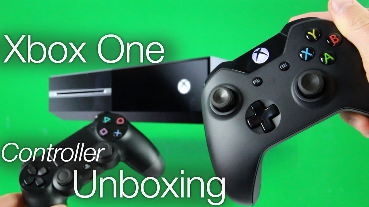 xbox one controller unboxing - photo #12