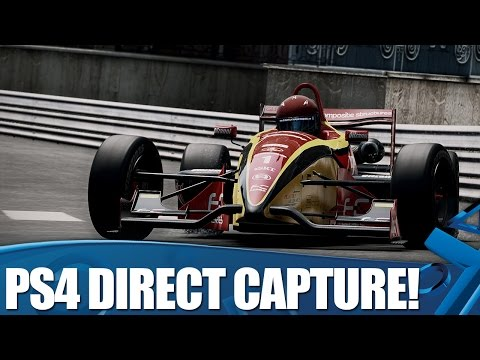 Project CARS PS4 Gameplay - Direct Feed HD 1080 Capture