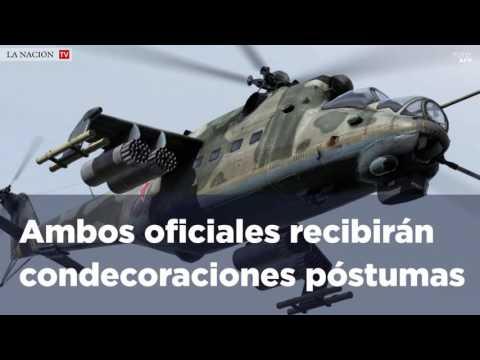 Combatientes del ISIS derriban un helicóptero Mil Mi-25 Hind en Siria