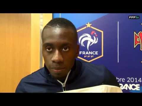 Interview Blaise Matuidi avant France - Portugal 2014