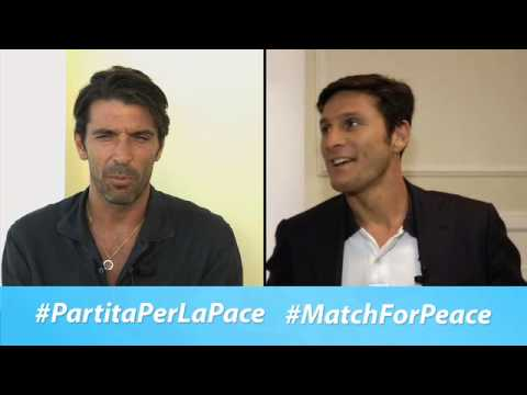 Zanetti - Buffon Intervista Doppia
