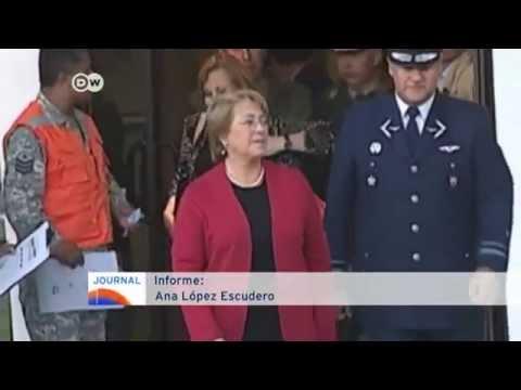 Un segundo terremoto sacude Chile   Journal