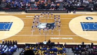 These Boots Brainerd Warrior Dance Team The Kixters State Kick 2015