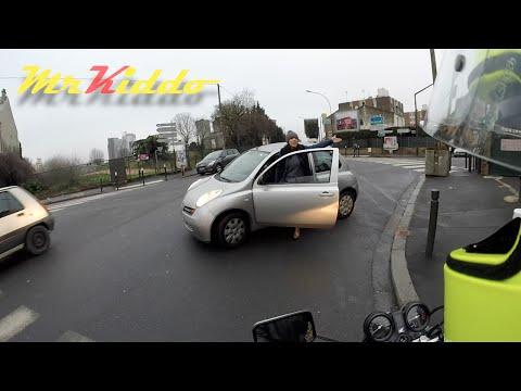 Random Footage #28: Daily Observations, Fails & Wins on a Honda CBF 600 NA & Honda CB 650 F