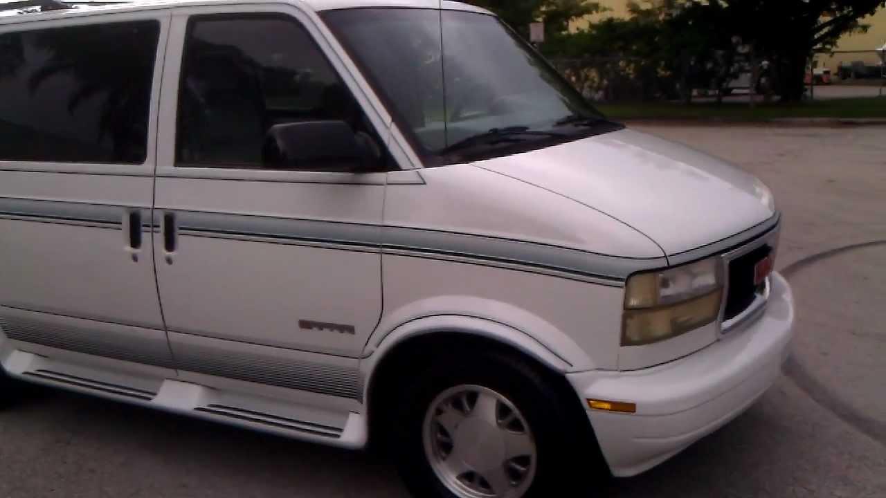 For Sale 1995 Gmc Safari Explorer Conversion Van Www