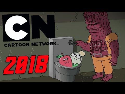 3 НОВЫХ мультсериала CARTOON NETWORK в 2018