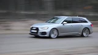 Amazing  2018 Audi RS4 Avant 450PS |Launch|Fly by| inboard etc( Pure sound)