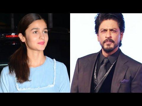 Alia Bhatt Speaks About Learning From Shah Rukh Khan