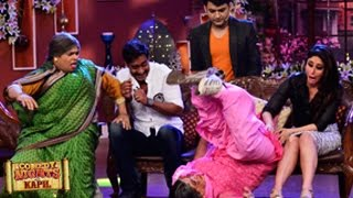 Kareena Kapoor & Ajay Devgn on Comedy Nights with Kapil 3rd August 2014 Episode