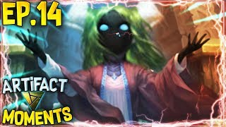 Lifecoach Explains why he LEFT HEARTHSTONE - Artifact Daily Funny Moments Ep.14