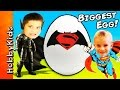 World's BIGGEST BATMAN vs SUPERMAN Surprise Egg! Best Popular...