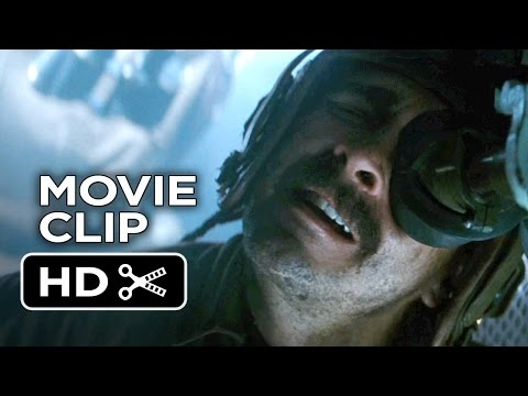 Fury Movie CLIP - Tiger Battle (2014) - Shia LaBeouf, Brad Pitt War Drama HD
